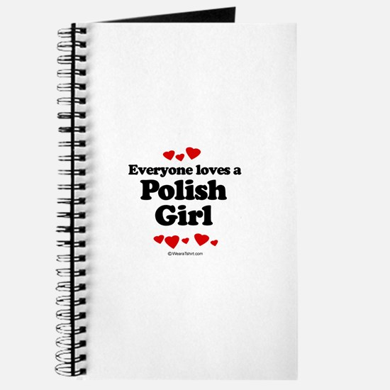 Everyone loves a Polish girl Journal