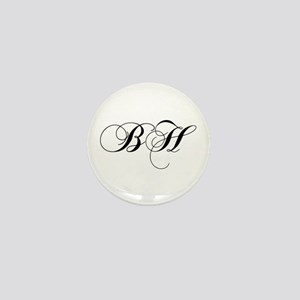 BH-cho black Mini Button