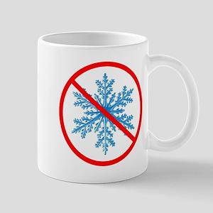 no snow Mug