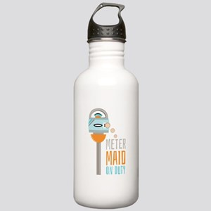 Maid On Duty Water Bottle