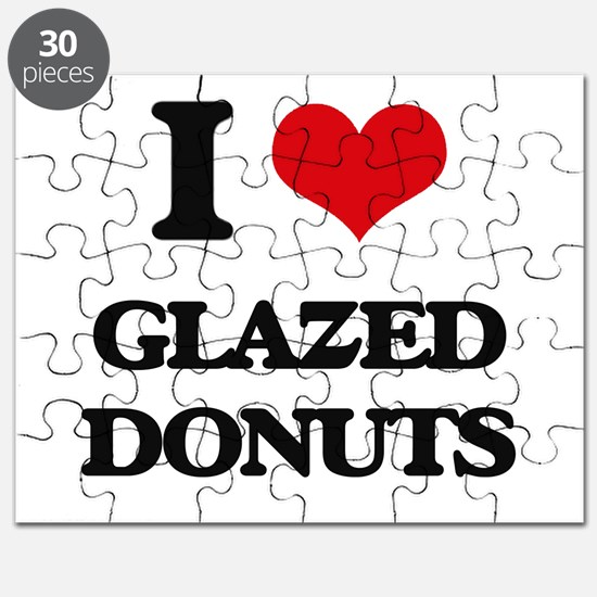 glazed donuts Puzzle