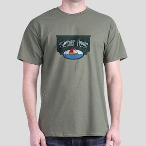 Summer Home Sign T-Shirt