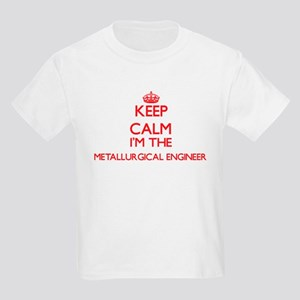 Keep calm I'm the Metallurgical Engineer T-Shirt