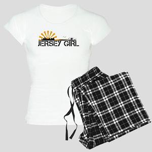 Jersey Girl Women's Light Pajamas