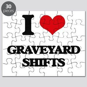 graveyard shifts Puzzle