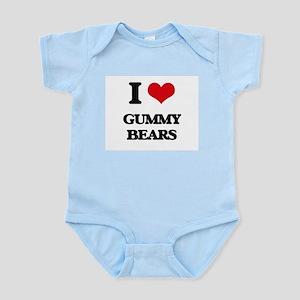 gummy bears Body Suit