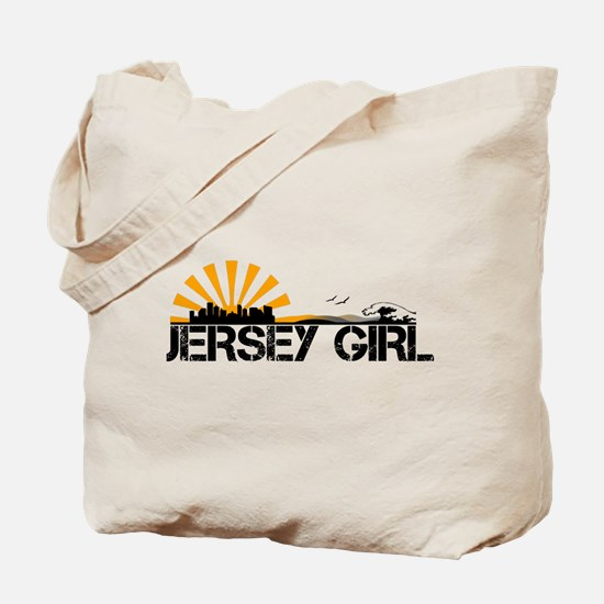 Jersey Girl Tote Bag