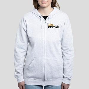 Jersey Girl Zip Hoodie