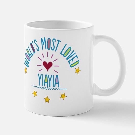 Cute Yiayia Mug