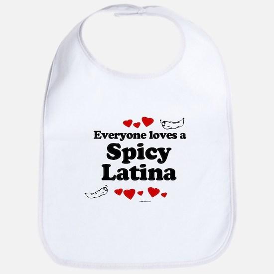 Everyone loves a spicy latina Bib