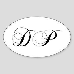 DP-cho black Sticker