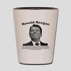 Reagan: BetterLife Shot Glass