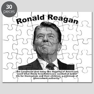 Reagan: BetterLife Puzzle