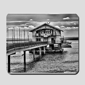 Boathouse 6 Mousepad