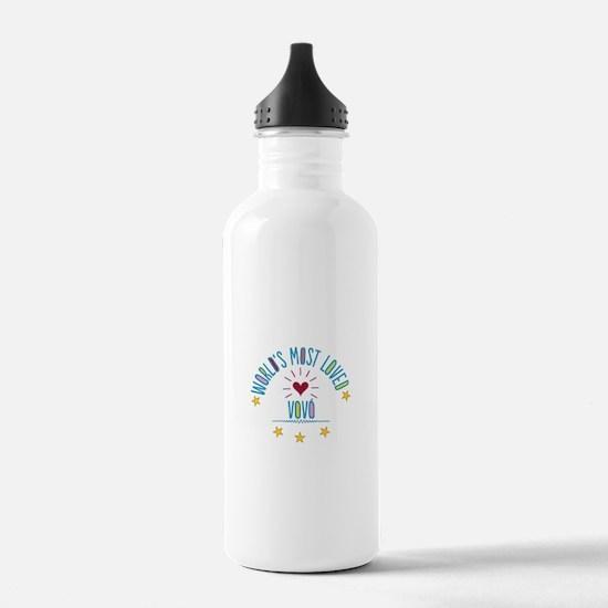 World's Most Loved Vov Water Bottle
