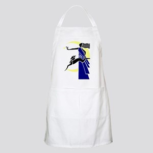 Diana or Artemis, Goddess of the Moon Apron