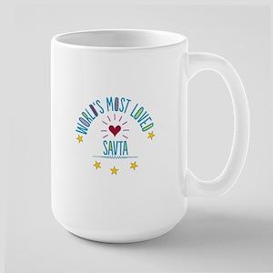 World's Most Loved Savta Mugs