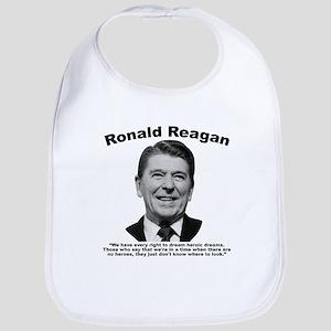 Reagan: Dream Bib