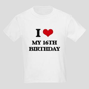 my 16th birthday T-Shirt