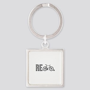 Re Bicycle Keychains