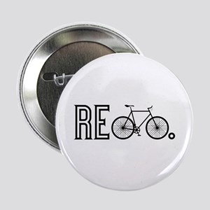 "Re Bicycle 2.25"" Button (10 pack)"