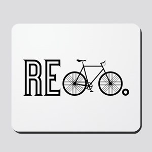 Re Bicycle Mousepad