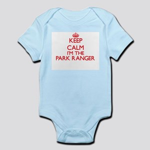 Keep calm I'm the Park Ranger Body Suit