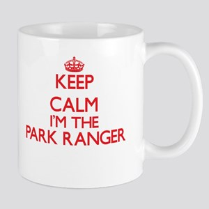 Keep calm I'm the Park Ranger Mugs