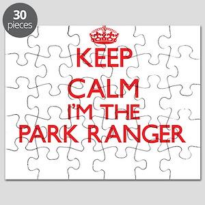 Keep calm I'm the Park Ranger Puzzle