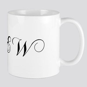 EW-cho black Mugs