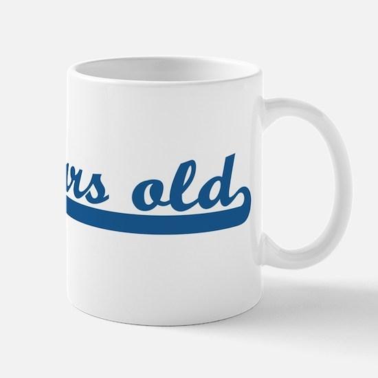 23 years old (sport-blue) Mug