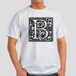 William Morris Alphabet - Letter B T-Shirt