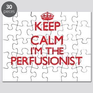 Keep calm I'm the Perfusionist Puzzle