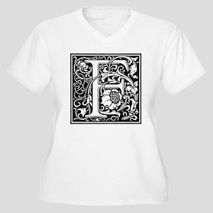 William Morri Plus Size T-Shirt