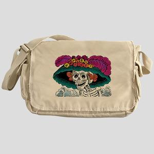 La Catrina Messenger Bag