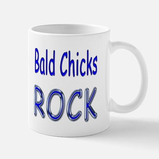 Bald Chicks Rock Mug