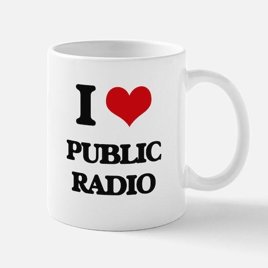public radio Mugs