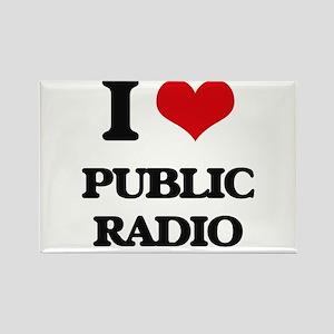 public radio Magnets
