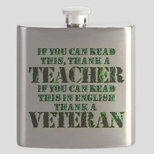 Thank A Veteran Flask