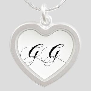 GG-cho black Necklaces