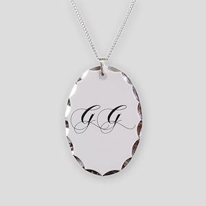 GG-cho black Necklace