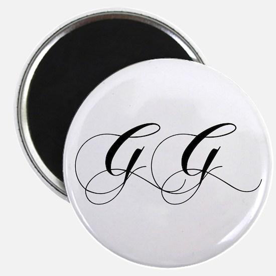 GG-cho black Magnets