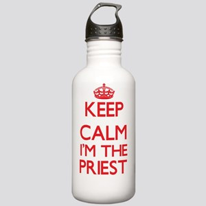 Keep calm I'm the Prie Stainless Water Bottle 1.0L