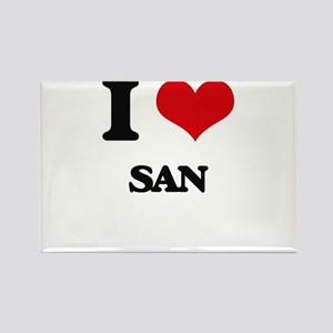 san Magnets