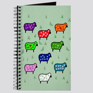 Chinese Year Of the Peaceful Sheep Journal