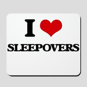 sleepovers Mousepad
