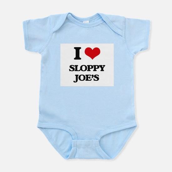 sloppy joe's Body Suit