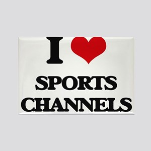 sports channels Magnets