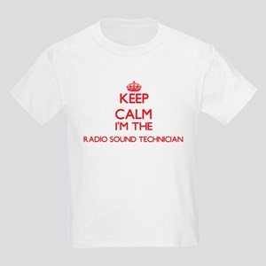 Keep calm I'm the Radio Sound Technician T-Shirt