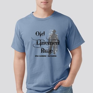 old linemen rule 2 T-Shirt